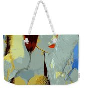 The Snow Bunny Weekender Tote Bag