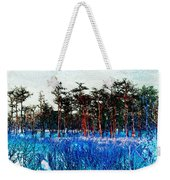 The Snow King 1899 Weekender Tote Bag