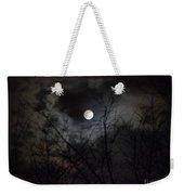 The Snow Moon Weekender Tote Bag