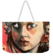 The Snow Princess Weekender Tote Bag