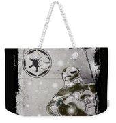The Snowtrooper Weekender Tote Bag