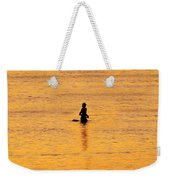 The Son Of A Fisherman Weekender Tote Bag