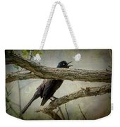The Song Of Nature Weekender Tote Bag
