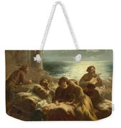 The Song Of The Troubadours Weekender Tote Bag