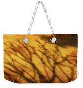 The Soundlessness Of Nature Weekender Tote Bag