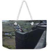 The South Bay In Scarborough. Weekender Tote Bag