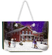 The South Woodstock Country Store Weekender Tote Bag