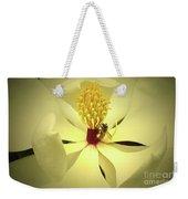 The Southern Magnolia Weekender Tote Bag