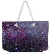 The Southern Milky Way Weekender Tote Bag