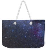 The Southern Sky And Milky Way Weekender Tote Bag