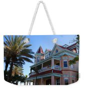 The Southernmost House In Key West Weekender Tote Bag