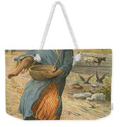 The Sower Sowing The Seed Weekender Tote Bag by English School