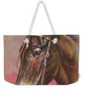 The Spanish Mule Weekender Tote Bag