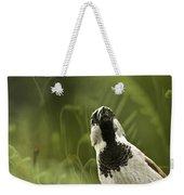 The Sparrow Weekender Tote Bag