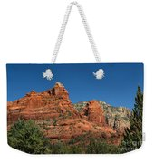 The Sphinx Rock Formation Weekender Tote Bag