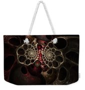 The Spiral Creature Weekender Tote Bag