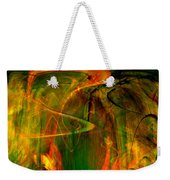 The Spirit Glows Weekender Tote Bag