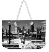 The Spirit Of America And Cincinnati  Weekender Tote Bag