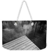 The Spirits Of Kripplebush Pond Weekender Tote Bag