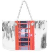 The Spirit Remains Constant Weekender Tote Bag