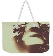 The Spirit Within Weekender Tote Bag