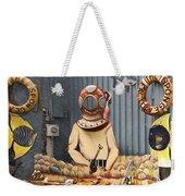 The Sponge Factory Weekender Tote Bag