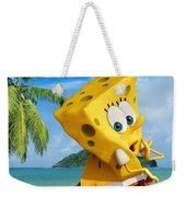The Spongebob Movie Sponge Out Of Water Weekender Tote Bag