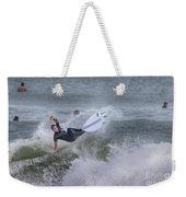 The Spray Weekender Tote Bag
