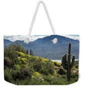 The Spring Show Weekender Tote Bag