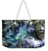 The Springs Weekender Tote Bag