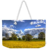 The Springtime Farm Weekender Tote Bag