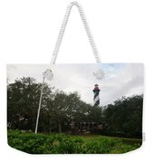 The St. Augustine Light Station Weekender Tote Bag