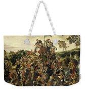 The St Martin's Day Kermis Weekender Tote Bag