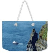 The Stack And The Jack B Cliffs Of Moher Ireland Weekender Tote Bag