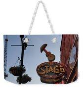 The Stage Nashville Weekender Tote Bag