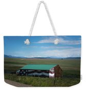 The Star Spangled Barn Weekender Tote Bag