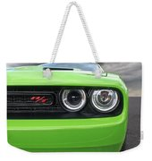 The Stare - Challenger Rt Weekender Tote Bag