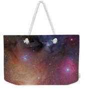 The Starforming Region Of Rho Ophiuchus Weekender Tote Bag