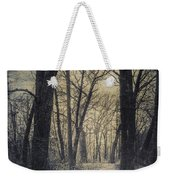 The Starting Point Weekender Tote Bag