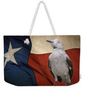 The State Bird Of Texas Weekender Tote Bag