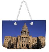 The State Capitol Building Weekender Tote Bag