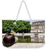 The Stately Duck Weekender Tote Bag