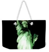 The Statue Of Liberty #2 Weekender Tote Bag
