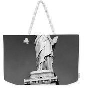 The Statue Of Liberty  Photo Weekender Tote Bag