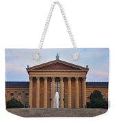 The Steps Of The Philadelphia Museum Of Art Weekender Tote Bag