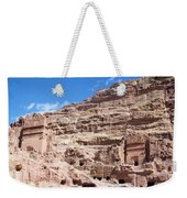 The Stone City Weekender Tote Bag