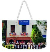 The Stonewall Inn National Monument Weekender Tote Bag