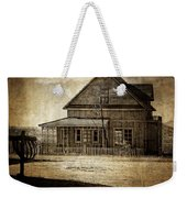 The Stories This House Holds Weekender Tote Bag