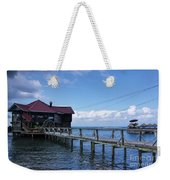 The Storm Is Coming Weekender Tote Bag