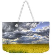 The Storms Approach  Weekender Tote Bag